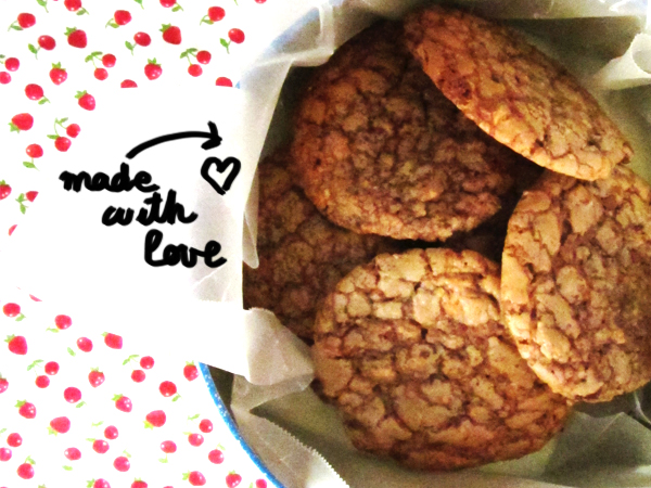 cookies choco avellkp