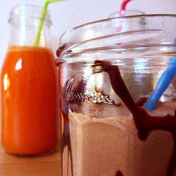 zumos, smoothies y batidos