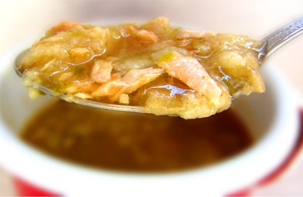 Sopa-de-pan-y-trucha