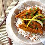 Cerdo con Curry Picante